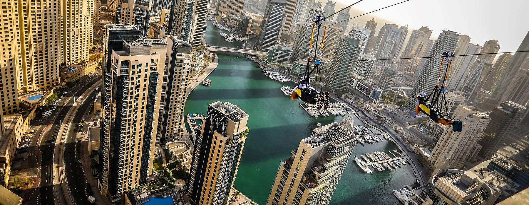 Thrills in Dubai