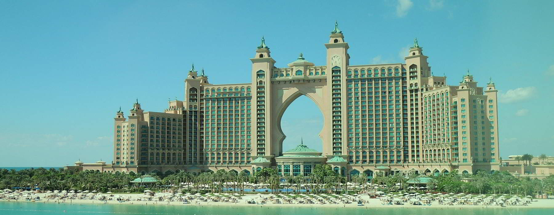 sights dubai atlantis