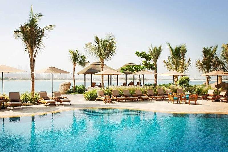Sofitel the palm beachclub dubai