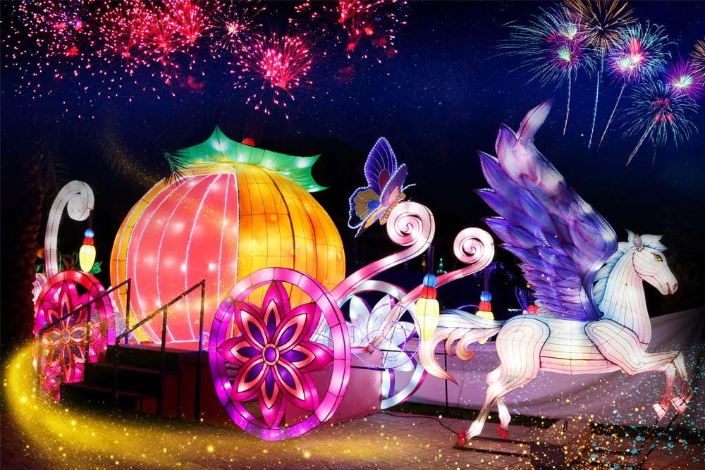Dubai Garden Glow Opening Times Prices Tickets