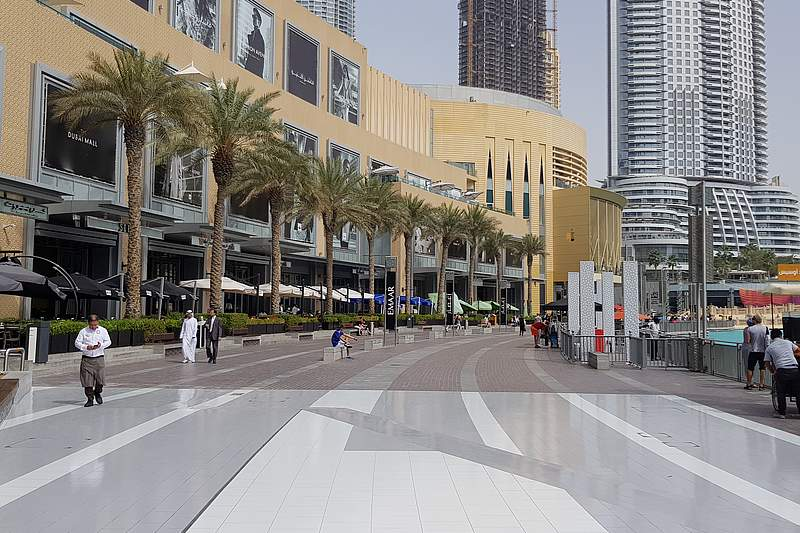 Sights in Dubai | Famous landmarks